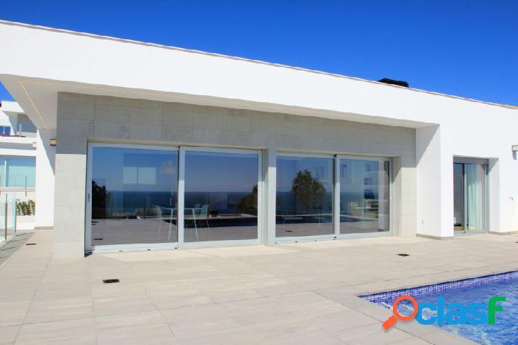 Villa moderna en Cumbre del sol entre Javea y Moraira 1