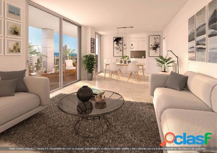 Lujosos apartamentos de obra nueva en san juan de alicante
