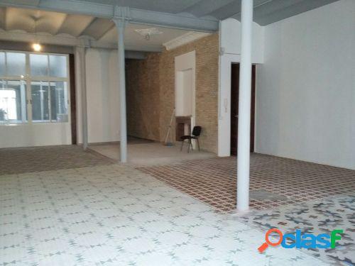 Oficina diáfana recién reformada de 190 m2 en pleno centro.