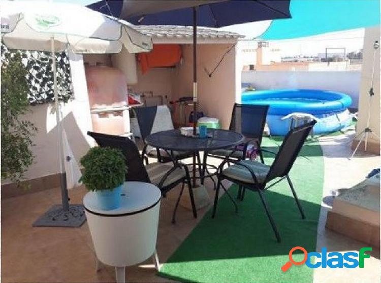 Planta baja en parcela de 219 m2 en Los Barreros.