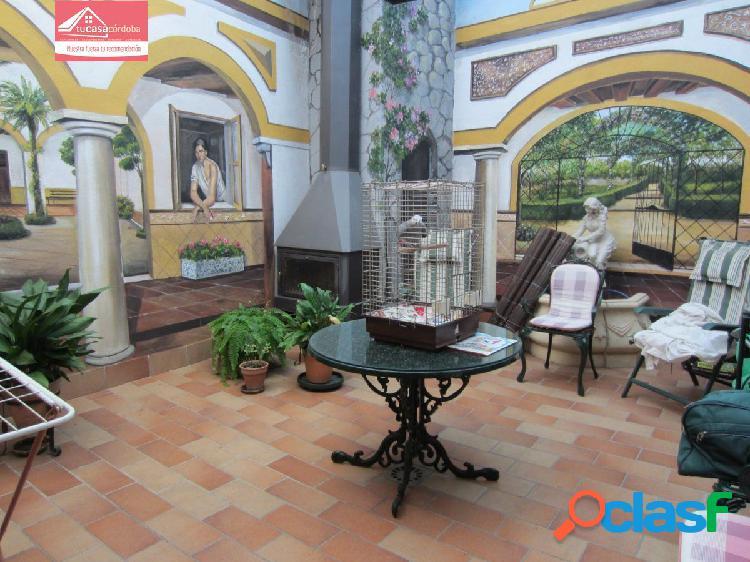 Casa típica andaluza en el corazón de córdoba