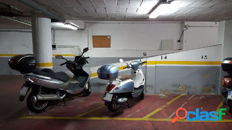 3 plazas de moto en la viña
