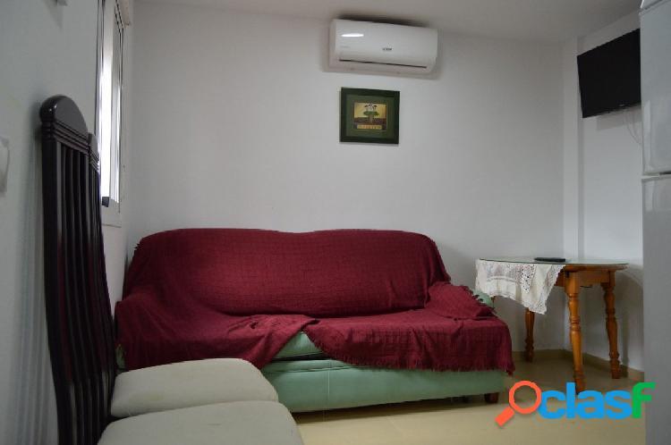 Duplex de un dormitorio muy cerca de la playa de la cruz del mar