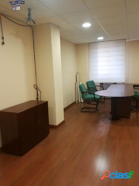 Oficina céntrica y actual