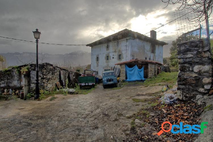 Casa de pueblo para reformar