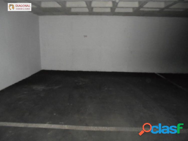 Doble plaza garaje mas trastero