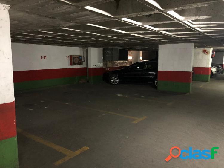 Plaza de garaje en marvá (1ª planta o nivel 4)