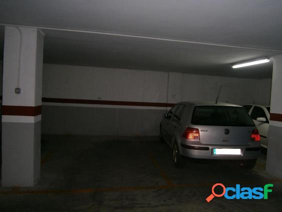 Dos plazas de garaje en mislata