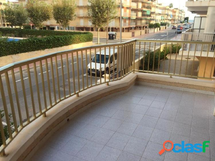 Piso en gran playa con ascensor y parking