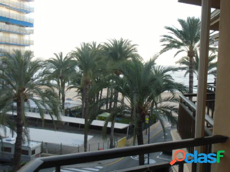 Se vende apartamento en segunda linea playa poniente benidorm la cala de un dormitorio milpiso.es