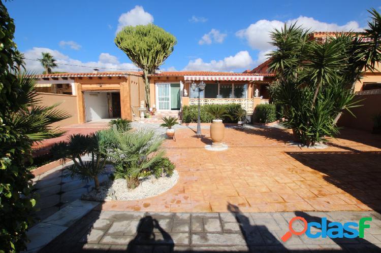 Vendo la nucia dos preciosas casas independientes con piscina propia