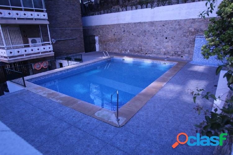 Venta benidorm poniente apartamento zona hotel bali 2 dormitorios piscina parking
