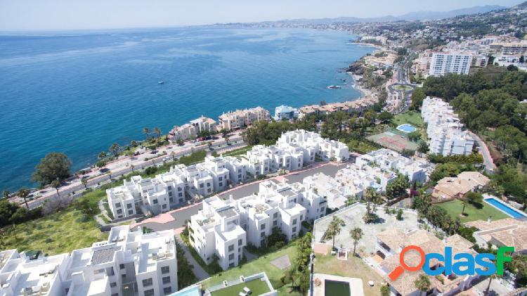 Viviendas de lujo 1,2 y 3 dormitorios con magnificas vistas al mar en torrequebrada