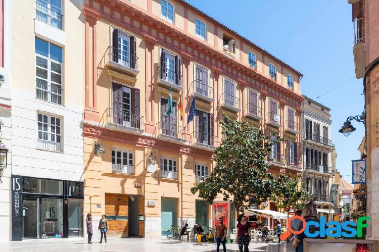 Piso de lujo en el centro histórico de málaga