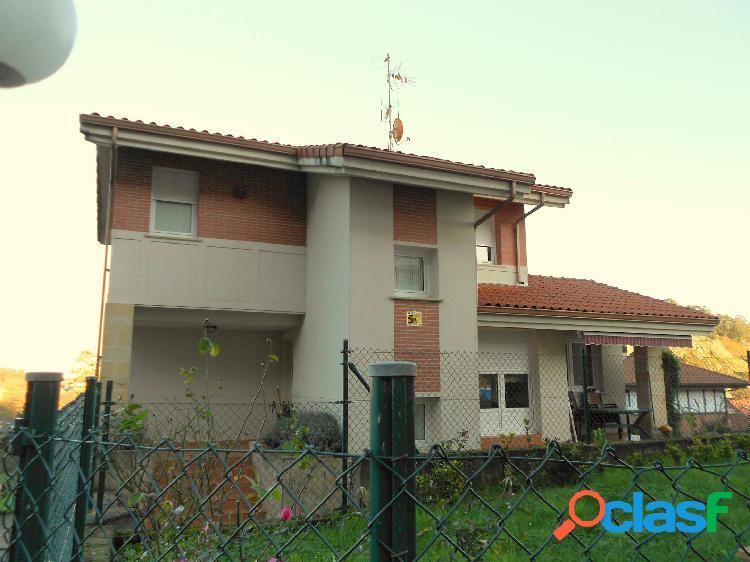 Chalet individual samano (castro urdiales) 4 dormitorios