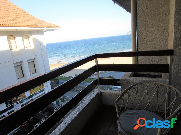 Piso duplex de 2 habitaciones con vistas al mar en trengandin.