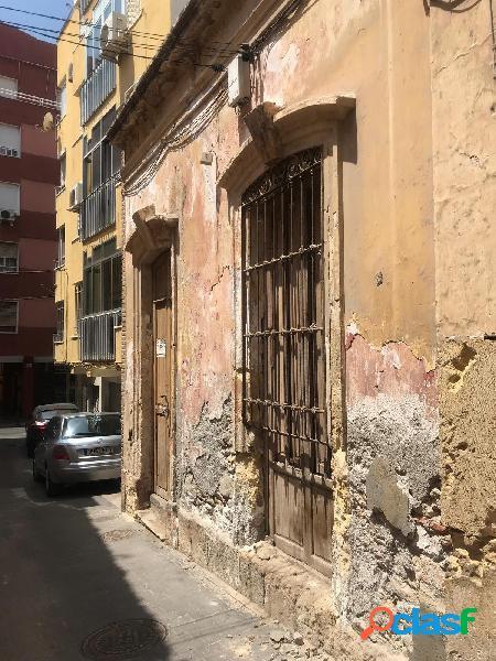 Casa para reformar en almeria