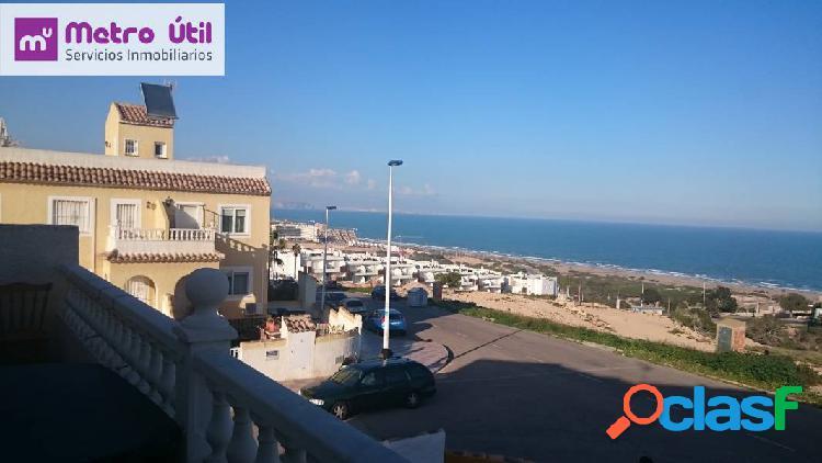 Bungalow vistas al mar
