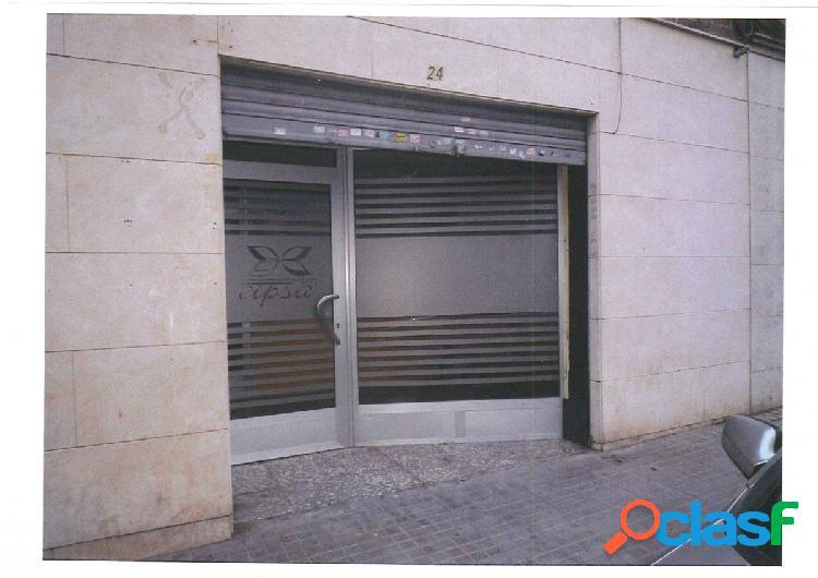 Local comercial en elche zona plaza crevillente, 130 m2