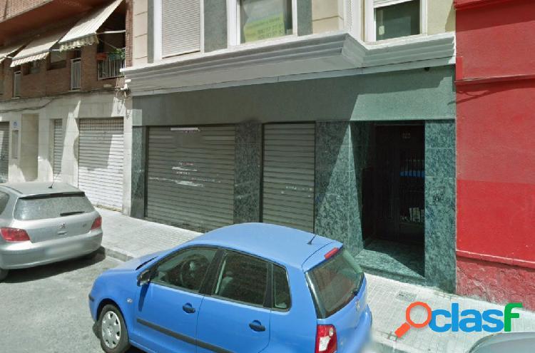 Local comercial en elche zona plaza crevillente, 156m2 375€/mes