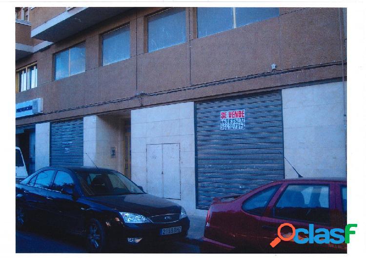 Local comercial en elche zona toscar, 448 m2.