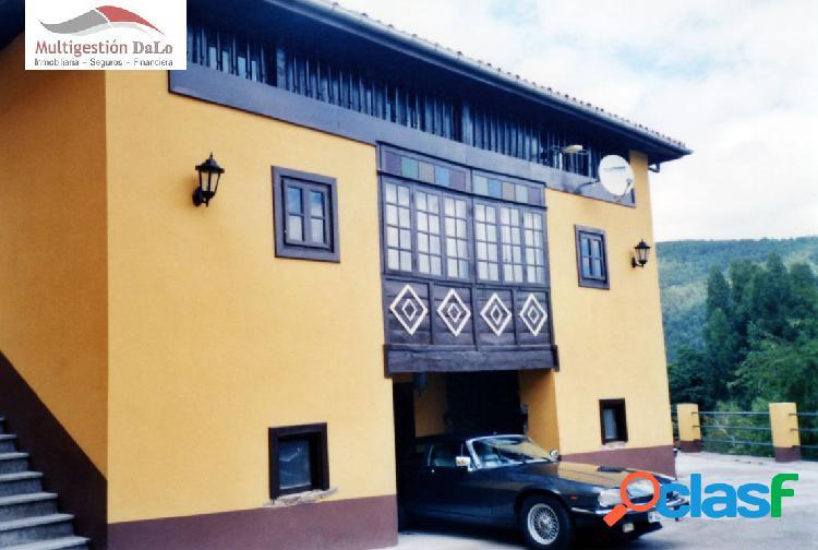 Preciosa casa asturiana con terraza ideal destino turistico