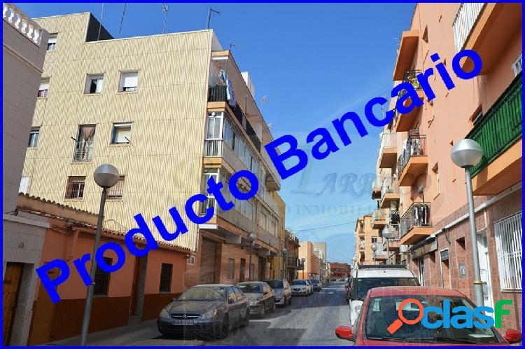 Piso propiedad bancaria en venta financiación con entrada 3.000 € y cuotas 270 €, interés fijo