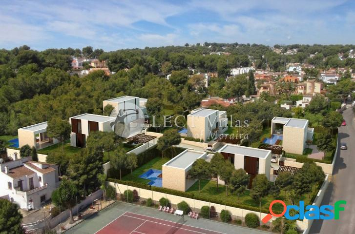 Villa de lujo en venta en Mora 2