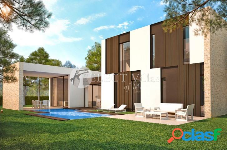Villa de lujo en venta en Mora 3