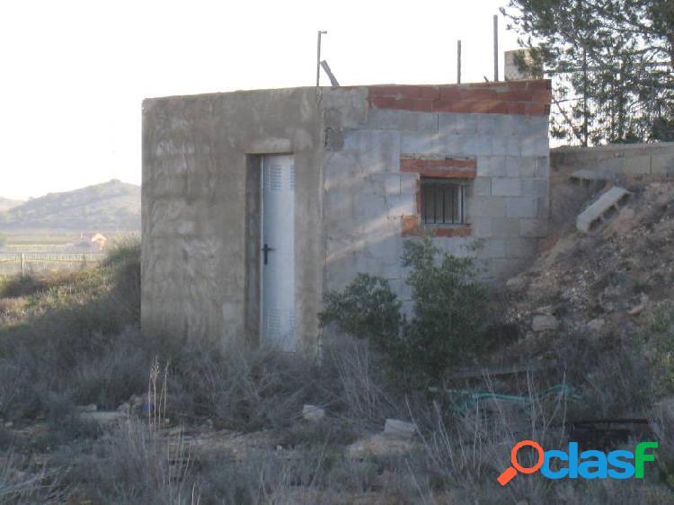 San jose inmobiliaria vende parcela rústica en monforte del cid en la zona de font