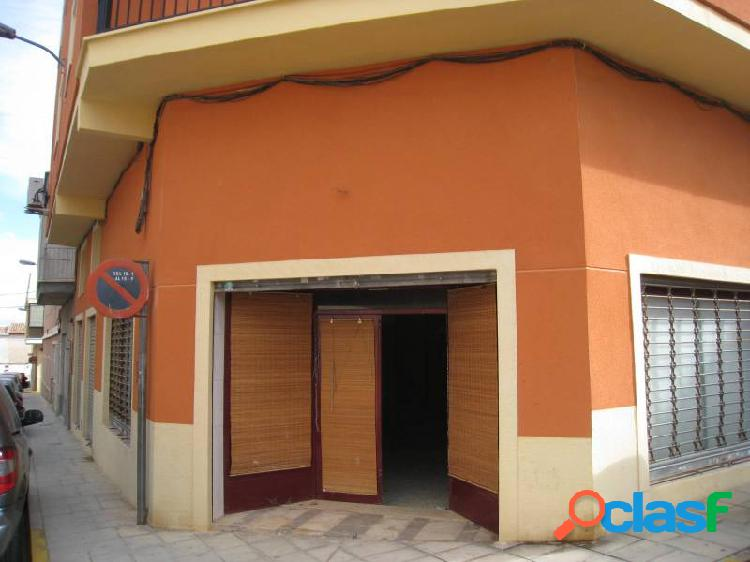 Inmobiliaria san jose villas and houses vende local comercial en aspe