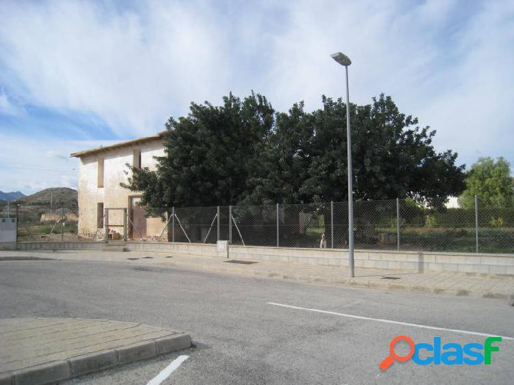 Inmobiliaria san jose villas and houses vende parcela en aspe-san isidro