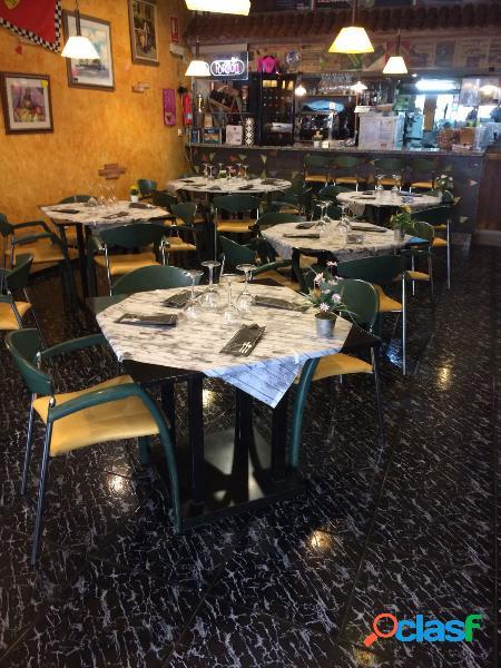 Se traspasa negocio restaurante pizzeria en elda (alicante)