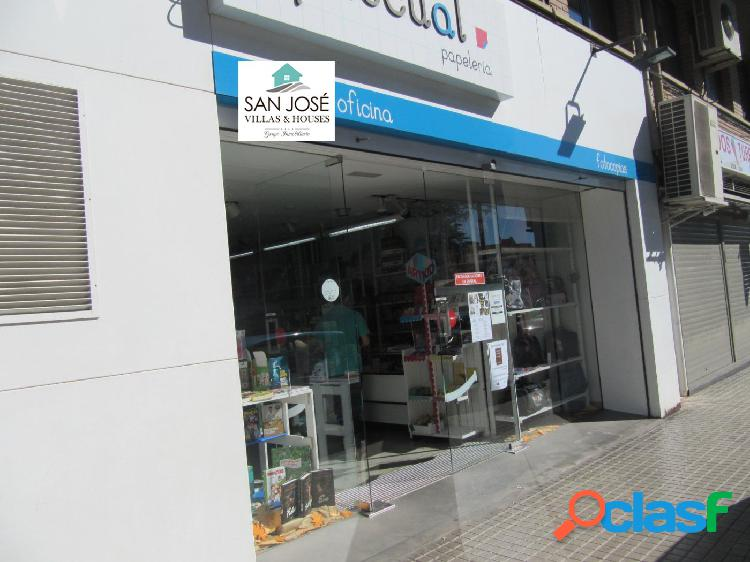 Se vende local comercial en elda (alicante) spain