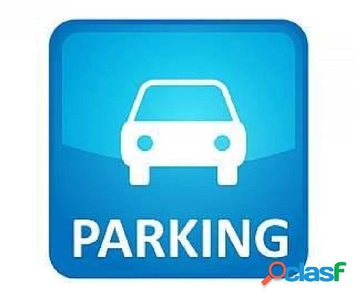 Parking en zona centro - montemar