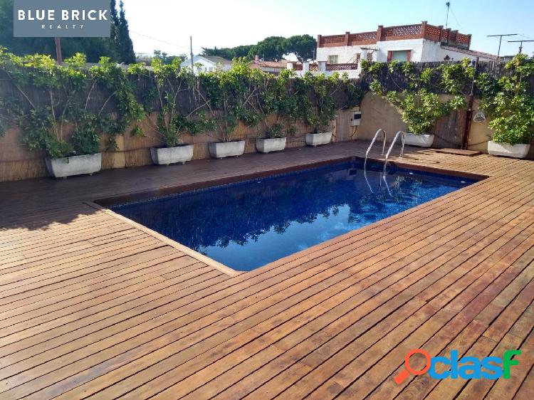 Preciosa casa con piscina propia