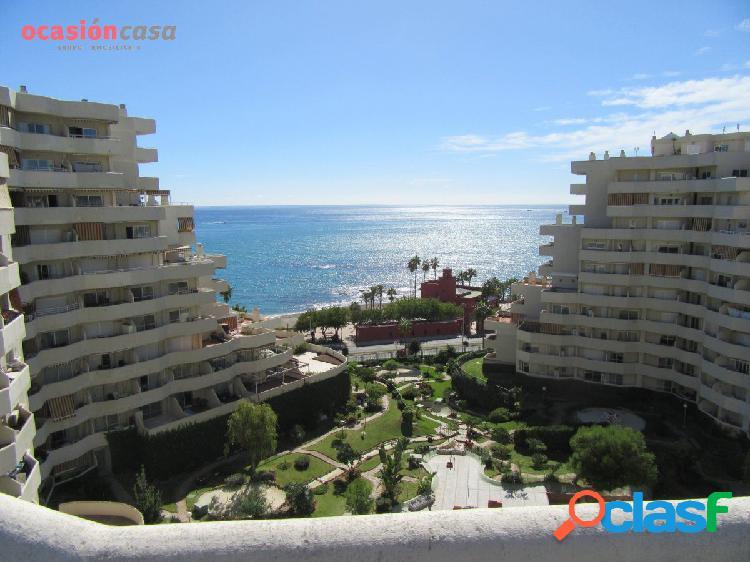 Apartamento frente al parque de la paloma a 300m de la playa!!!!