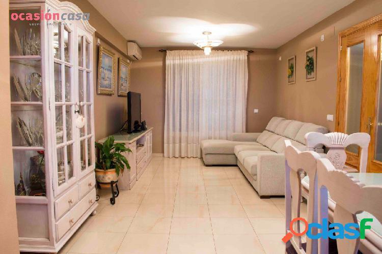 Ocasión casa adosado 3 dormitorios 2 plazas de garaje vista al mar!!!!