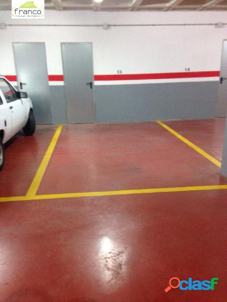 Plaza de garaje y trastero incluido - en venta y alquiler junto a nueva hacienda en jci - murcia