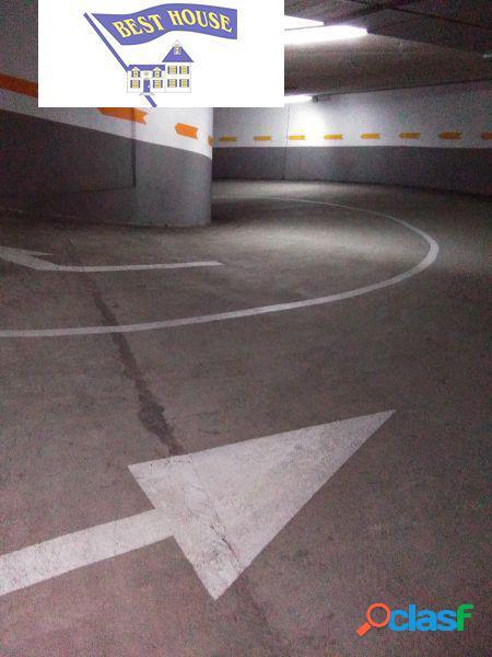 Plazas de garaje individual