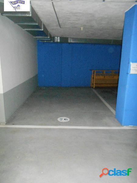 Plaza de garaje individual