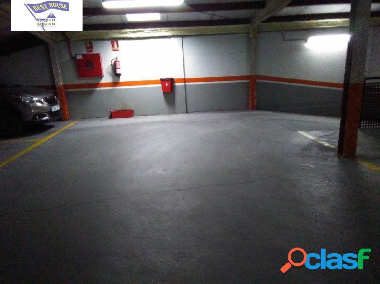 Plaza garaje individual
