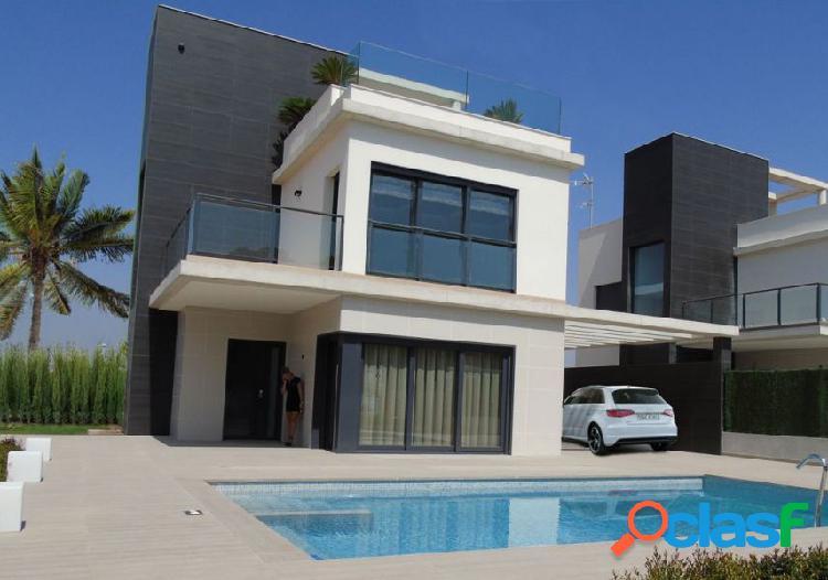Villa playa honda -silvia - mar menor