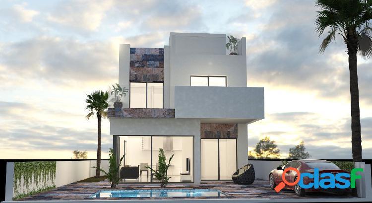 Villa independiente - la zenia