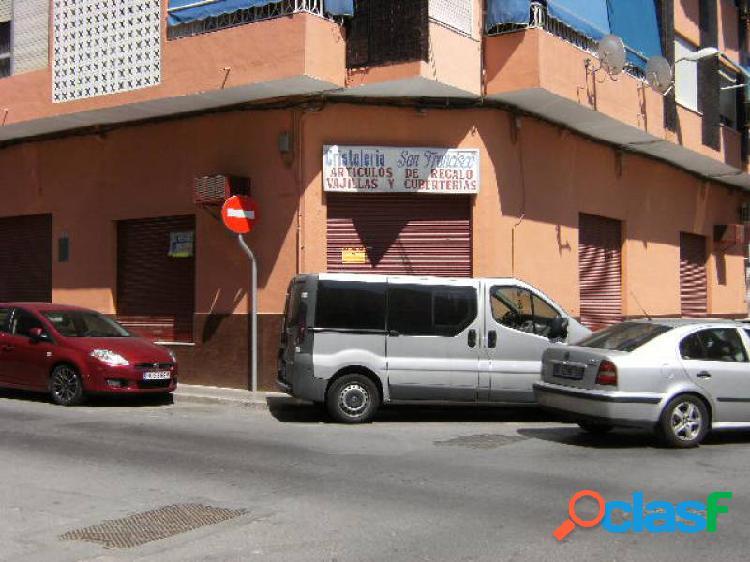 LOCAR HACIENDO ESQUINA FICCIA, 225 METROS,, con 5 escaparates