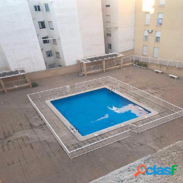 Ocasion piso con piscina y garaje dentro de la ciudad, financiado al 100x100