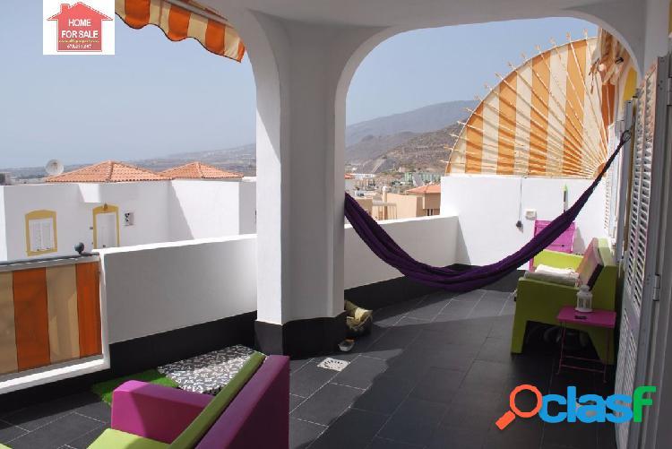 Adosado de 3 dormitorios en suite, con 2 dormitorios balcón del atlántico: