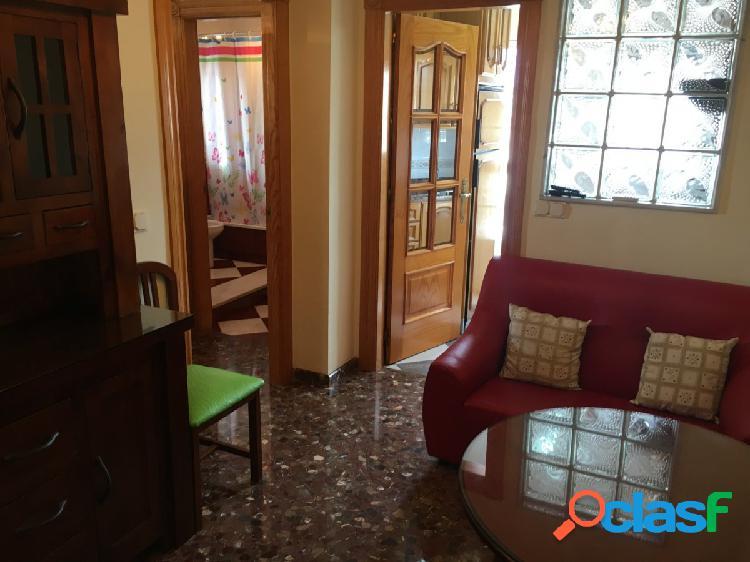 Apartamento en huétor tájar zona piscina pública, con 1 dormitorio, 1 baño, salón, cocina y terraza!