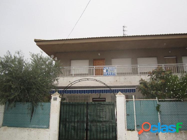 Casa en santiago de la rivera (san javier)