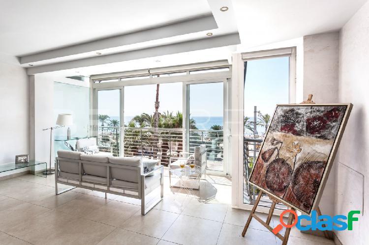Apartamento de lujo en zona playa premium alicante centro- ideal inversores alta rentabilidad